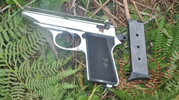 pistolj, razbojnistvo