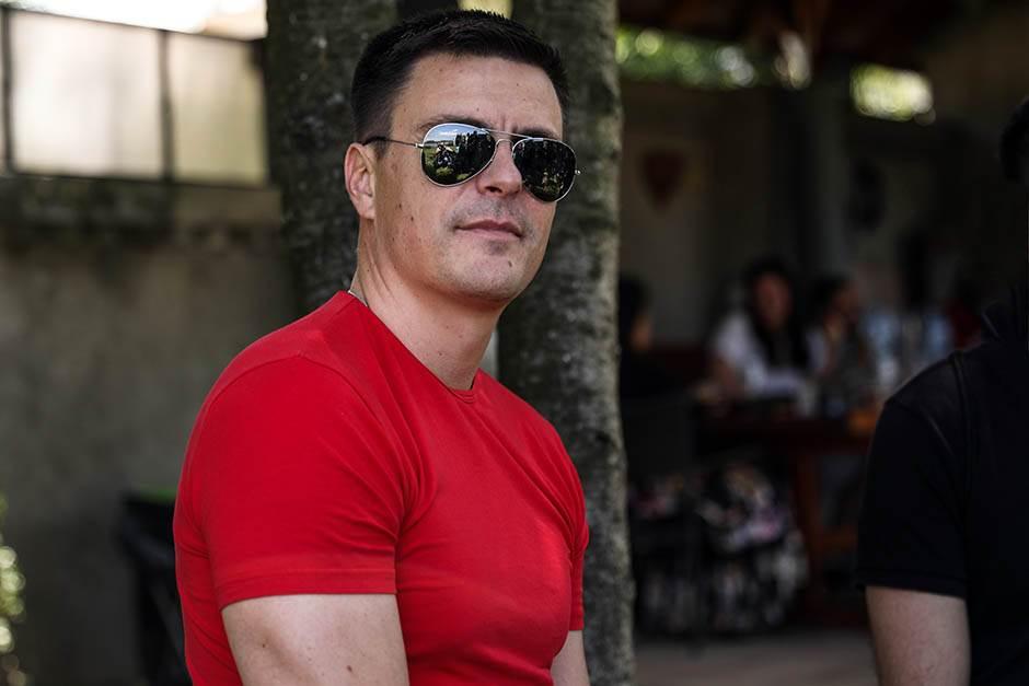 UBICE MOG OCA: Srbin koji je čuvao Slaja u novoj sezoni