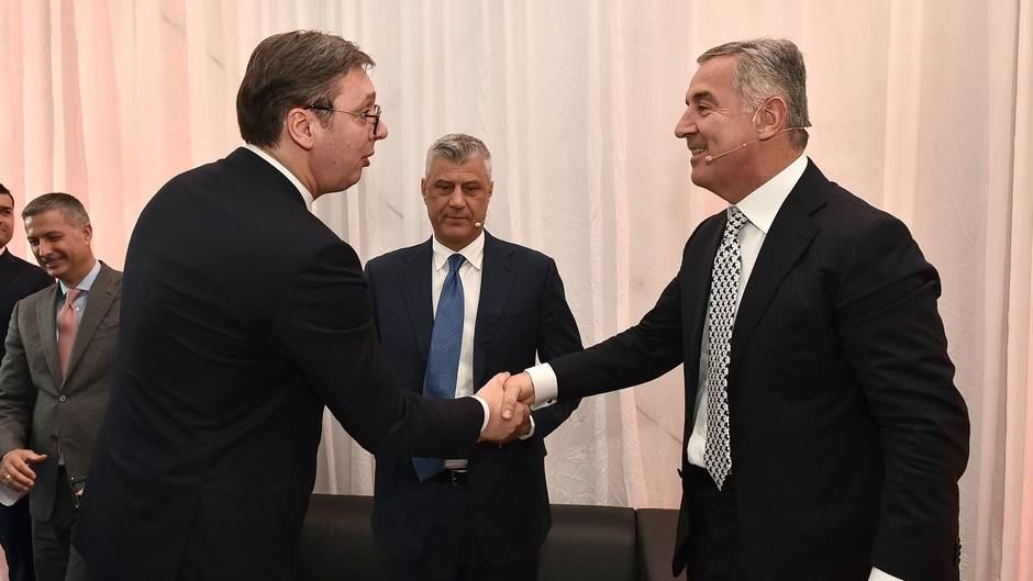Milo i Vučić