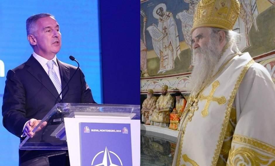 ANKETA: Koga podržavate - vlast ili SPC u Crnoj Gori?