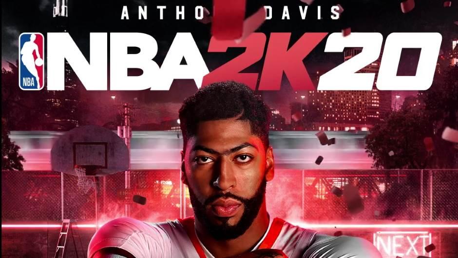 Stigao je NBA 2K20 (FOTO)