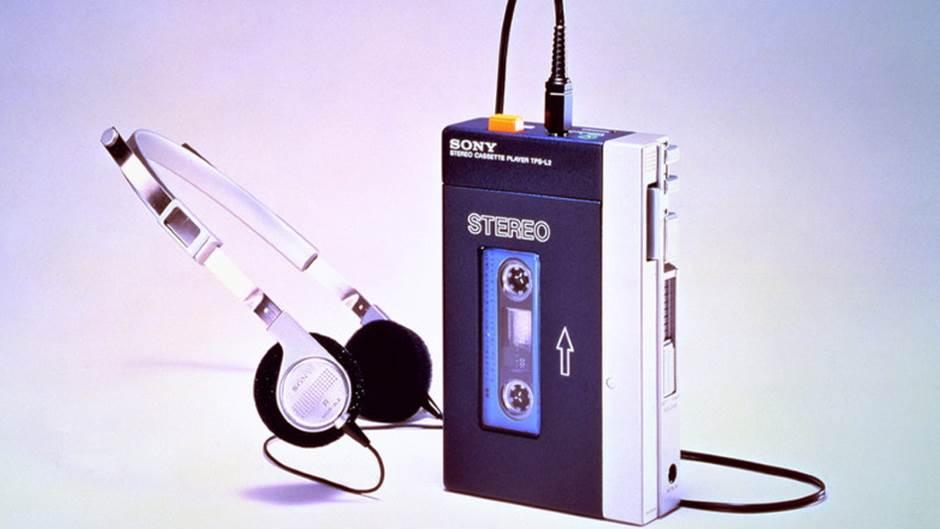 Walkman 40 godina