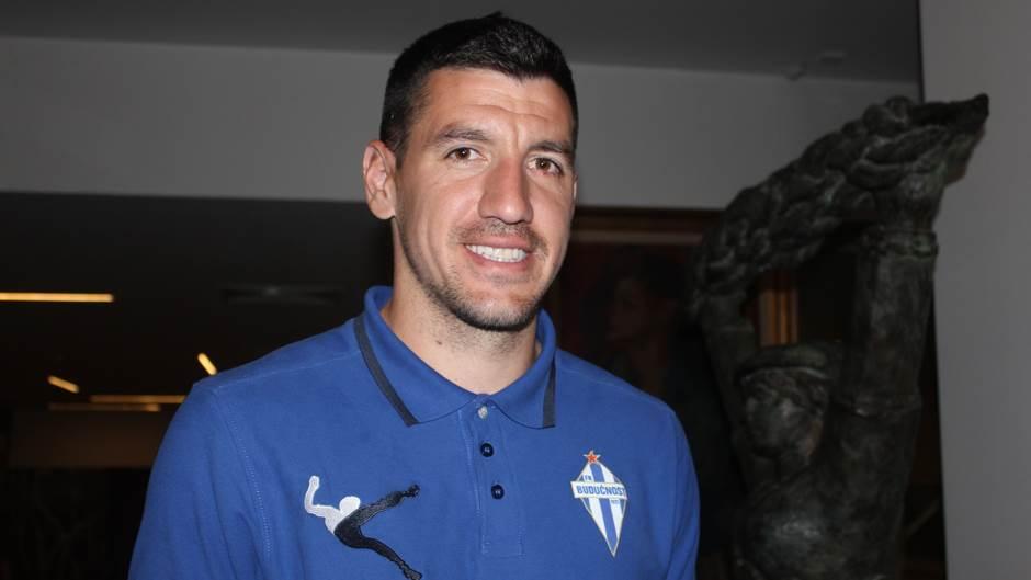 Grbić: Boravak u Partizanu najljepši dio karijere