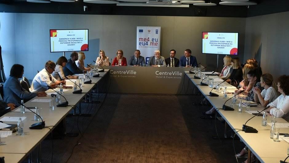 Marković: Ujedinimo potencijale za članstvo u EU