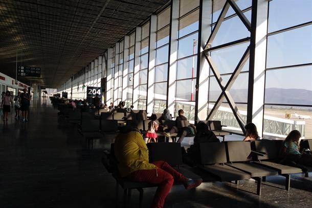 aerodrom, putnici, bodrum aerodrom