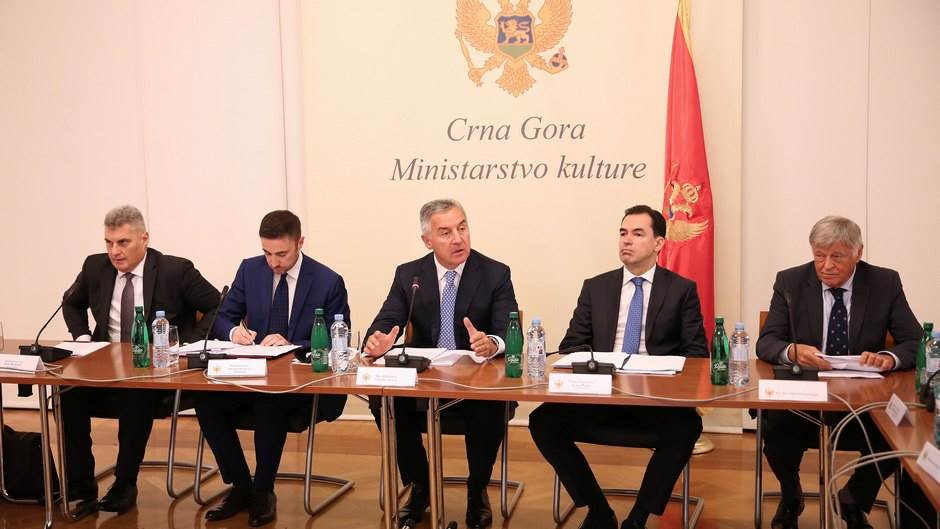 Đukanović: Ispunjavamo dug prema dinastiji Petrović