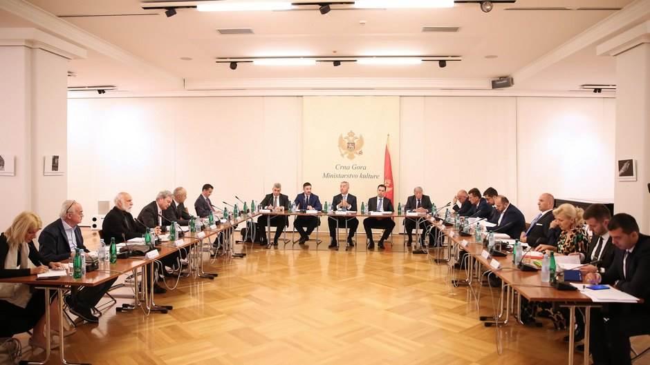 Sjednica Koordinacionog odbora