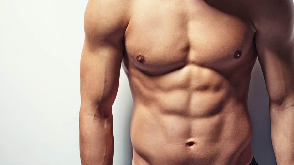 trbušnjaci, muškarac, mišići