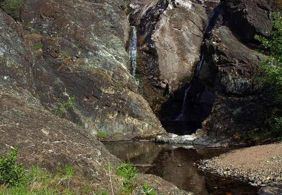 seoski turizam kosjerić vodopad