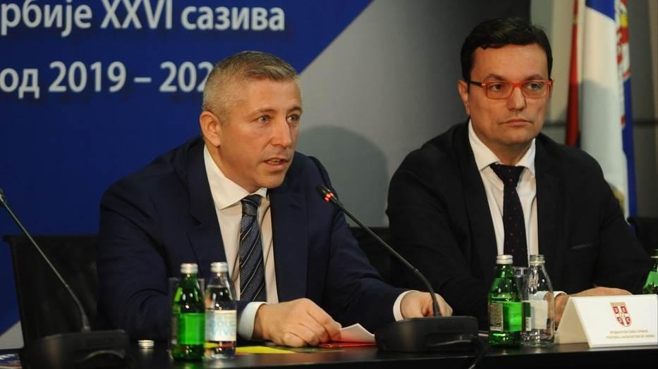 Poruka iz FSS: Revolucija srpskog fudbala je počela