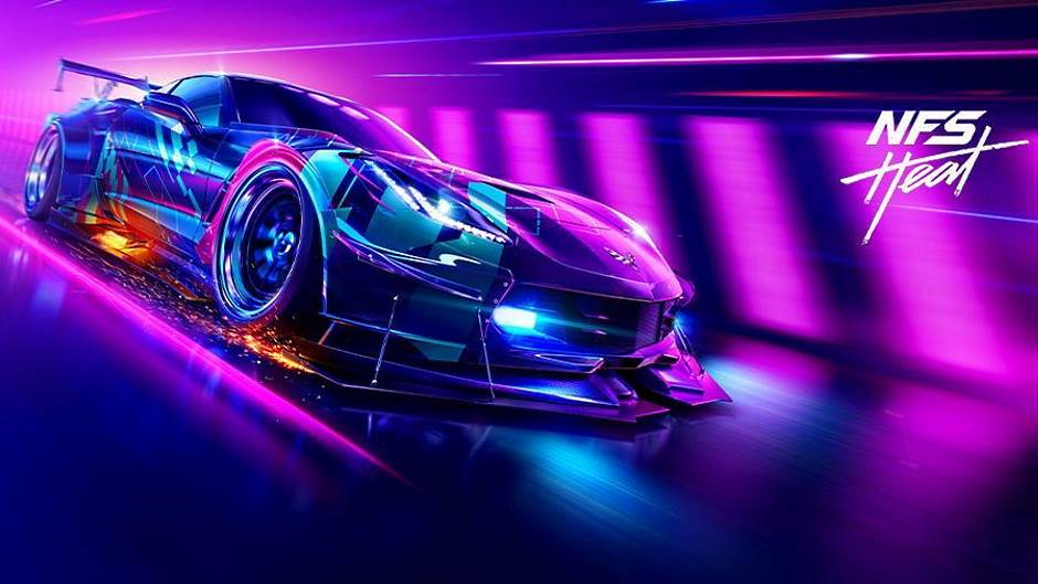 Need for Speed, NFS Heat, Need for Speed Heat, Novi Need for Speed u novembru