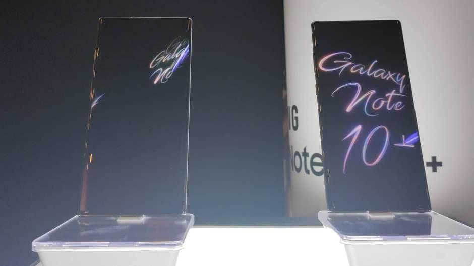 U Podgorici predstavljeni novi Galaxy Note telefoni