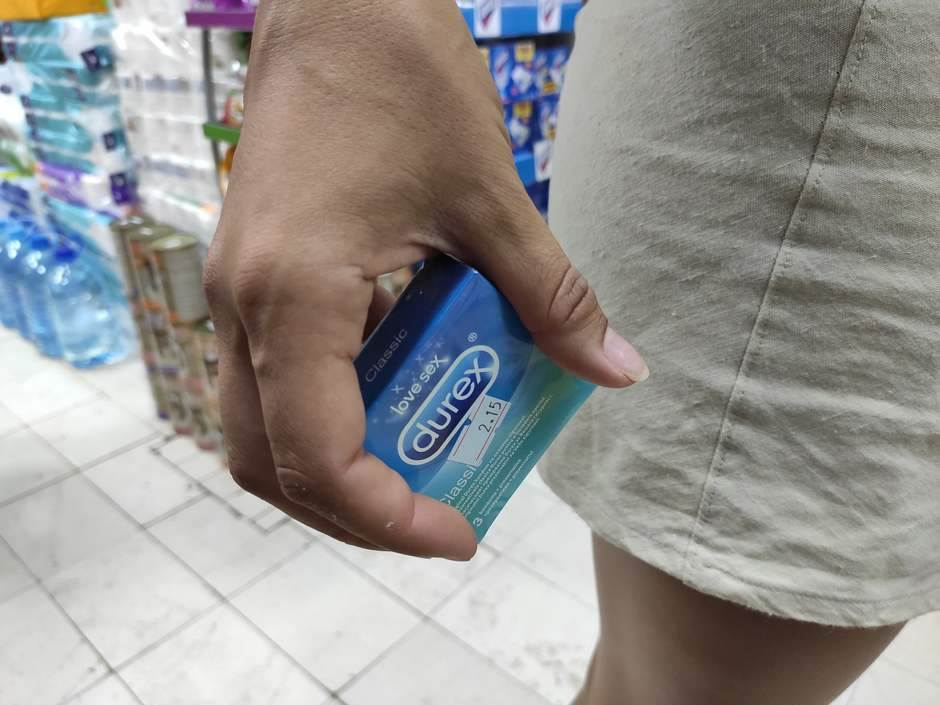 Kondomi Durex Kontracepcija