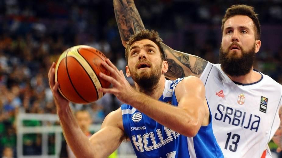 "Teška povreda beka Grčke, vraćen ""precrtani"" košarkaš"