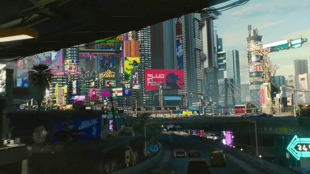 OTKRIVENI detalji o Cyberpunk 2077 mapi (VIDEO)