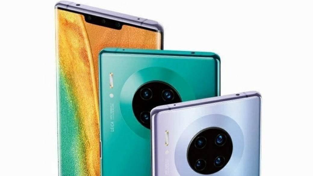 Huawei Mate 30 kružna kamera ksenonski blic, Huawei Mate 30 premijera 19. septembar Minhen, Mate 30