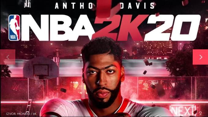 NBA 2K20 Ulična košarka, MyCareer i nove opcije (VIDEO)