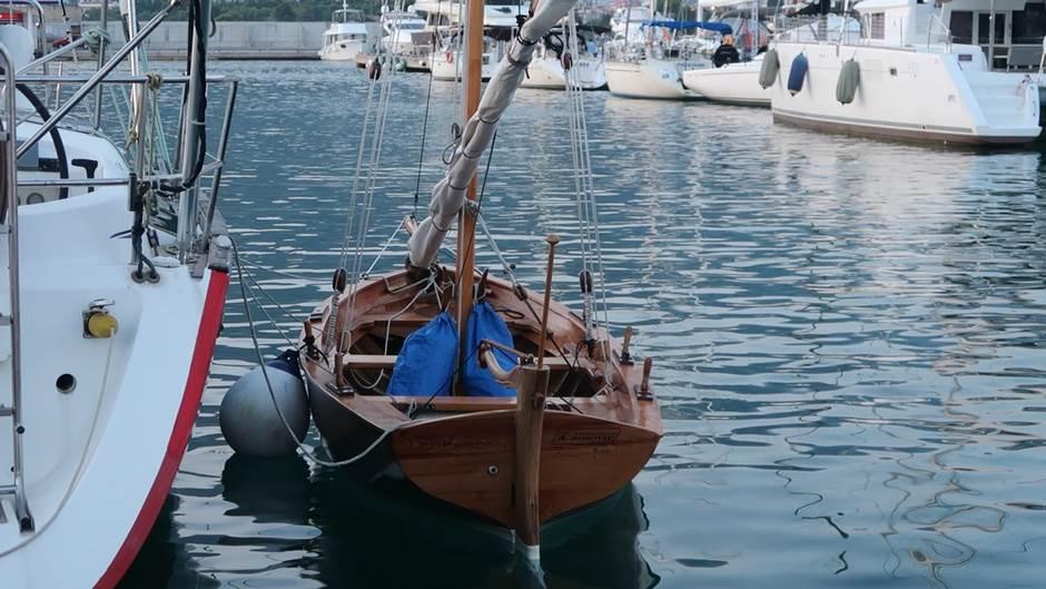 brodić, drveni brod, bokovac