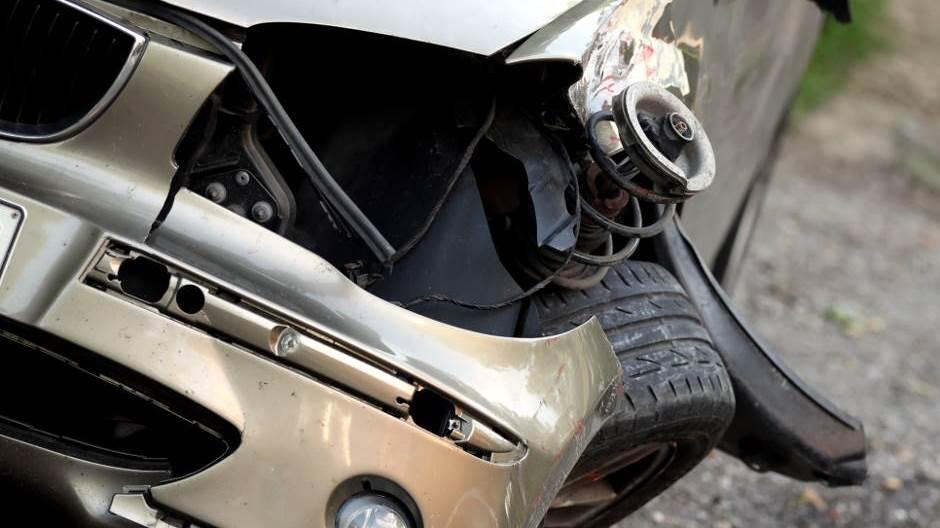 sudar, saobraćajka, saobraćajna nesreća udes