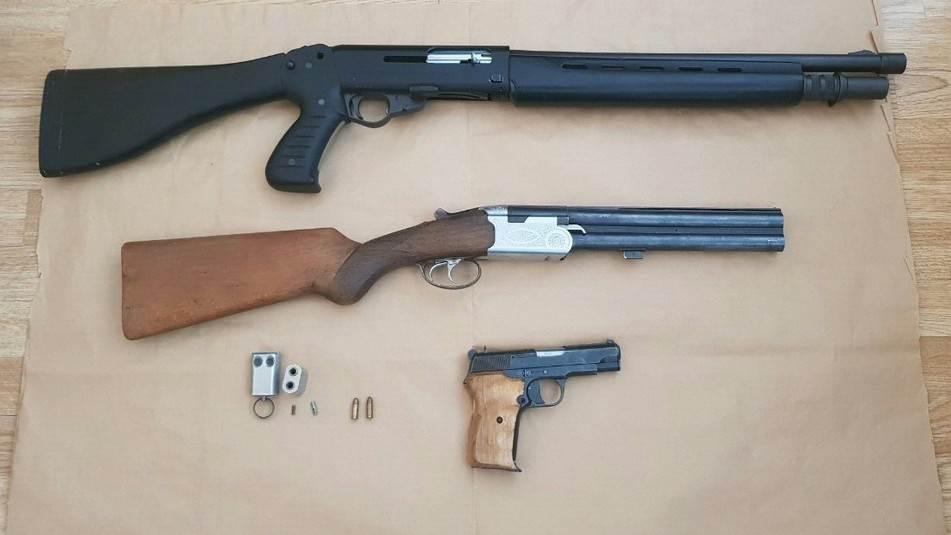 Podgorica i Bar: Oduzeli više komada vatrenog oružja