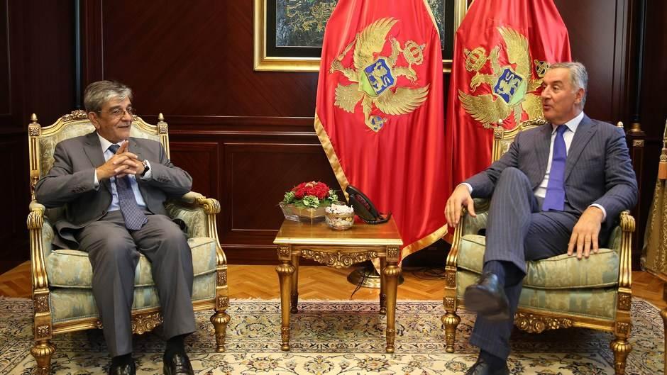 """""""Crna Gora zaslužuje da postane članica EU"""""""
