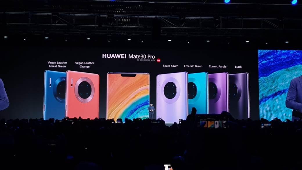 Huawei Mate 30 Pro, Mate 30 Pro