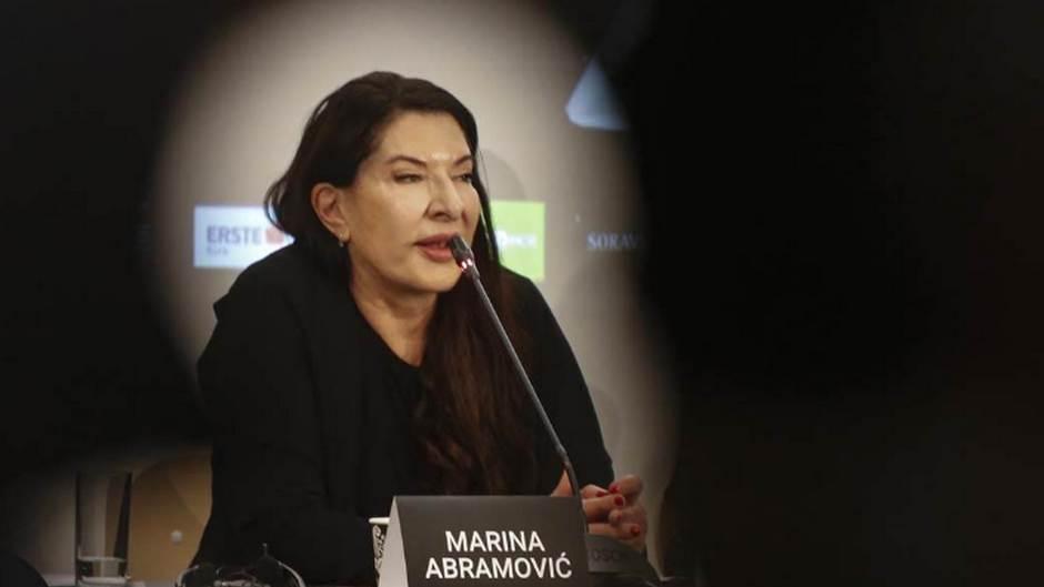 Marina Abramović u Beogradu: Ja sam Crnogorka