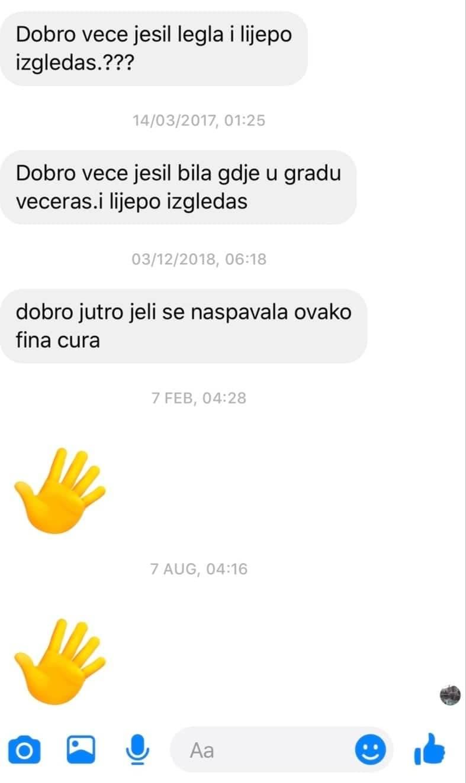 Ovo su poruke koje Crnogorke dobijaju u inboks (FOTO)
