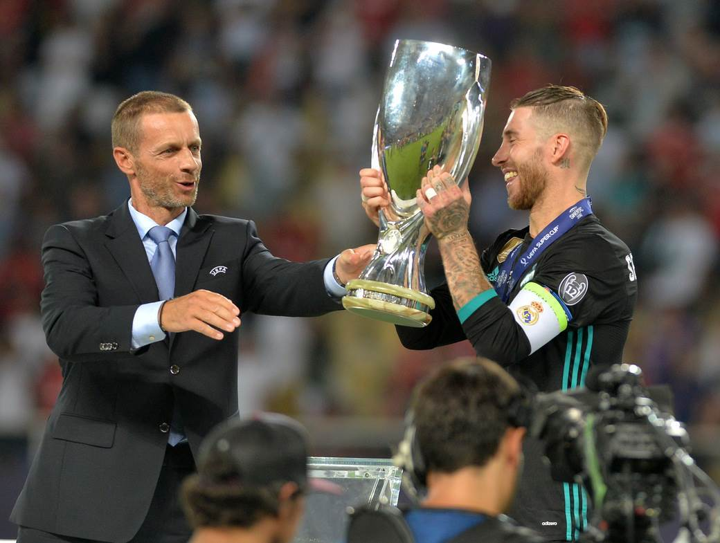Predsjdenik UEFA otrkio za koji Ex-yu klub navija