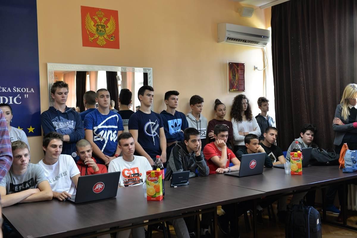 Web aplikacija Budi vojnik puštena u rad