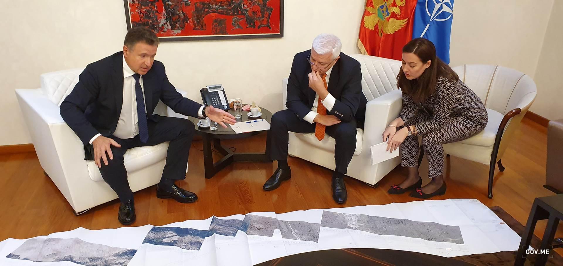 Italijani zainteresovani za žičaru Kotor-Njeguši