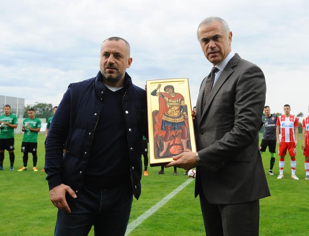 """""""Da jednom igramo meč i na svetoj srpskoj zemlji!"""""""