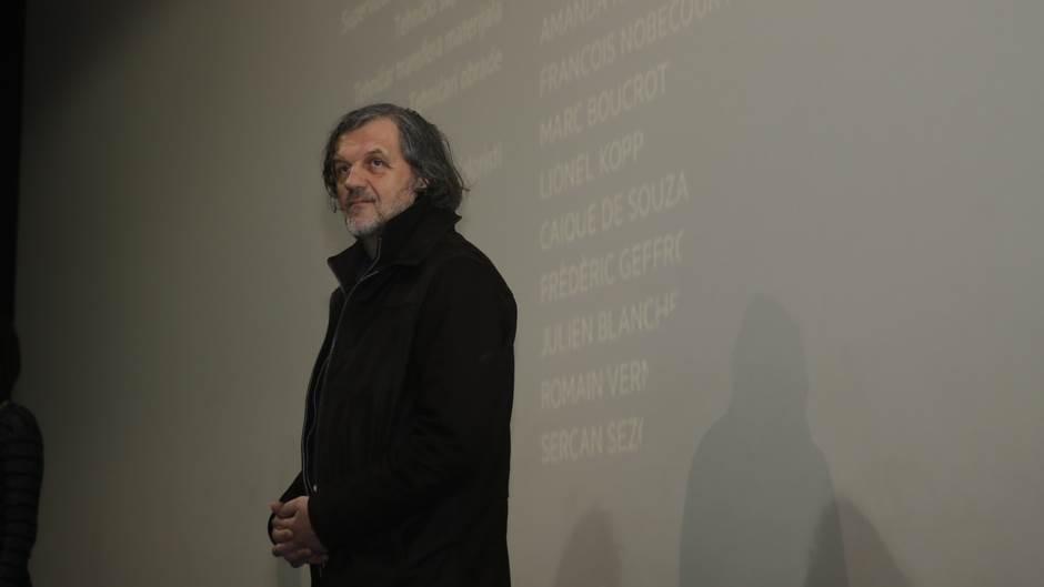 Na Mlečnom putu, Emir Kusturica