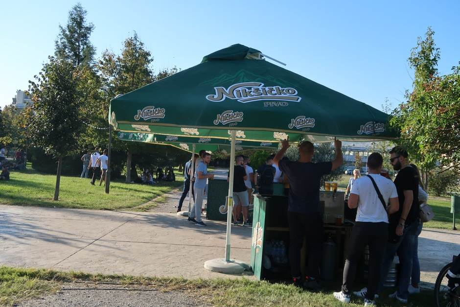 Studentski piknik u Podgorici, evo kako izgleda! (FOTO)