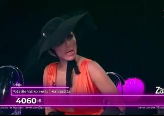 Irma Serjanić svađa sa Janjušem