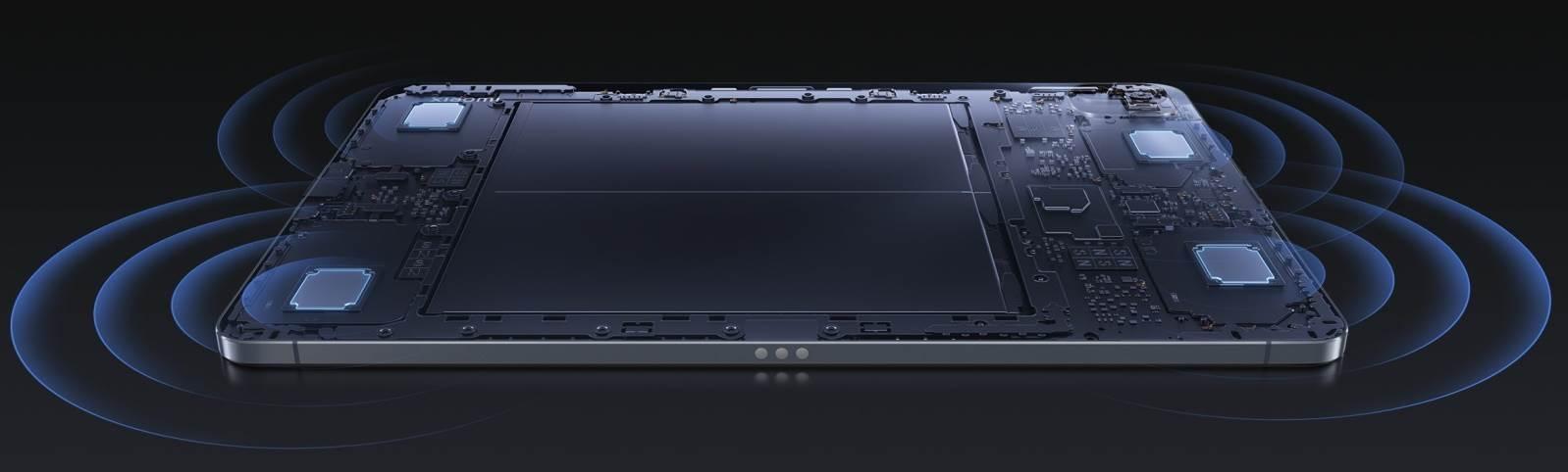 Xiaomi Pad 5 zvučnici