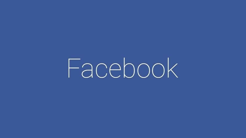 Facebook logo, Facebook
