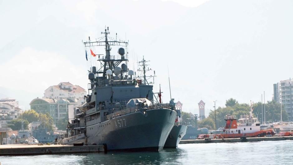 Počela Međunarodna pomorska vježba