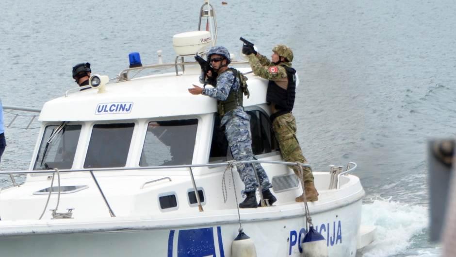 Otmičari broda u Baru sređeni za pet minuta! FOTO