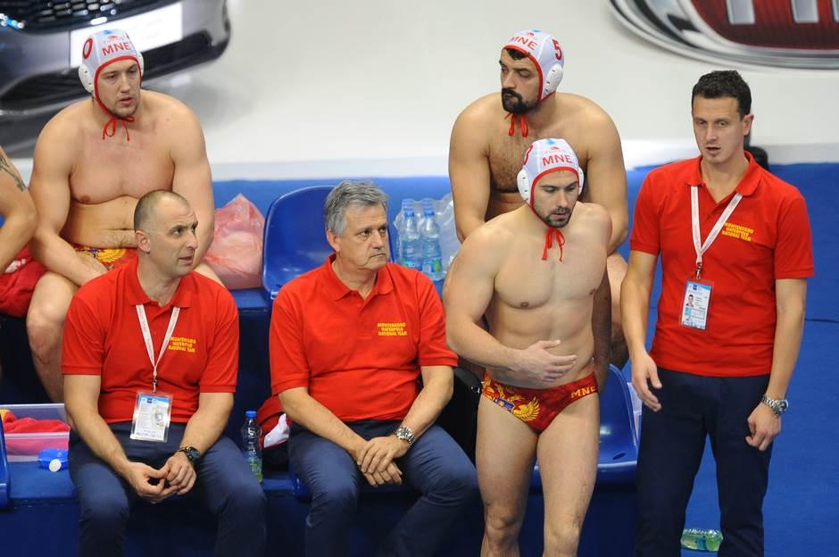 vaterpolo, Crna Gora, crnogorska vaterpolo reprezentacija, crvene ajkule, cr nogorski tim, EP u Beogradu