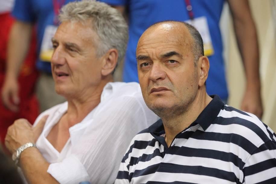Dusko Vujosevic, Duško Vujošević