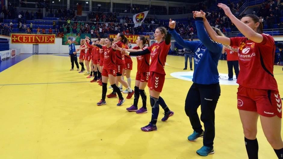 Crnogorske rukometašice pobijedile u Skoplju