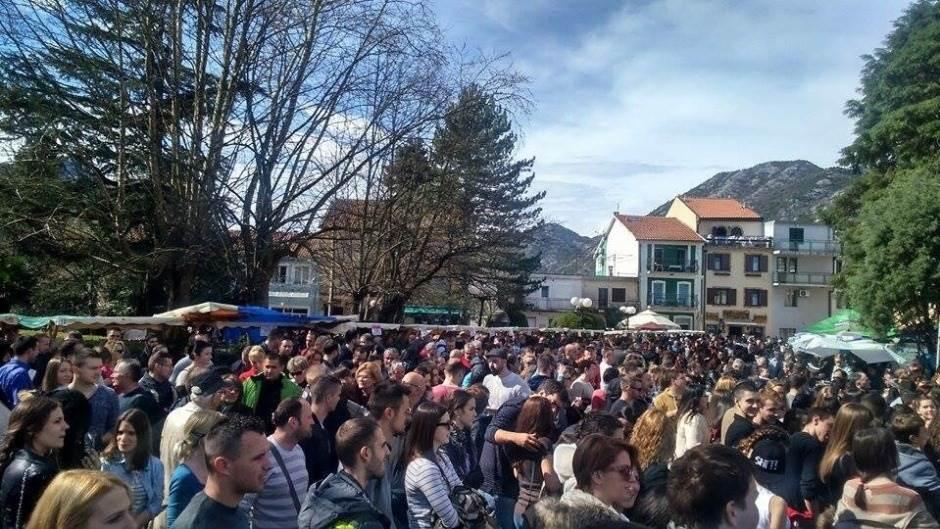 Dominacija Crmničana na Festivalu vina i ukljeve!
