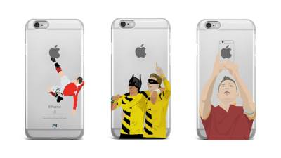 Maska, iPhone, iPhone maska, bumper, bamper, iPhone sport, iPhone fudbal