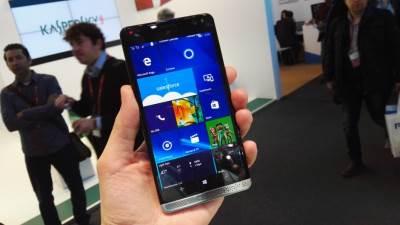 HP, Elite X3, Windows 10 Mobile, Microsoft, Telefon, Telefoni