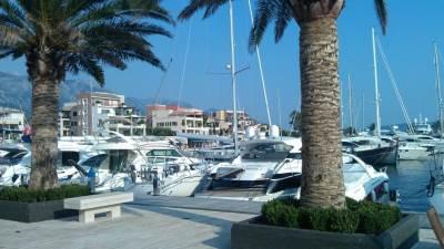 Porto Montenegro jahta jahte