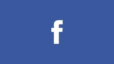 Facebook logo,