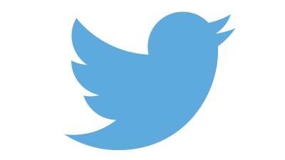 Twitter logo,