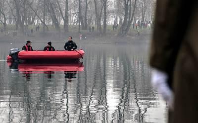 rečna policija, čamac, ronioci, policija, reka, nesreća, davljenje, udavio se,
