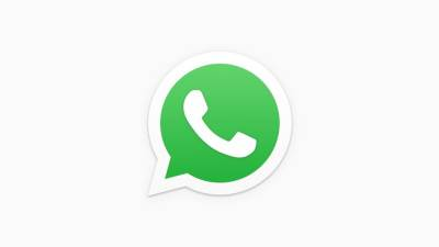 WhatsApp logo,
